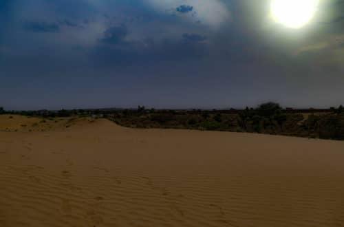 Jodhpur Desert